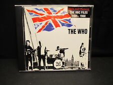 The Who The BBC Files CD (Pyramid 1988)