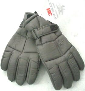 Ski Glove, Taslon Insulated Sport Winter Glove, Broner 14-25, NWT. 1 pair L/XL G