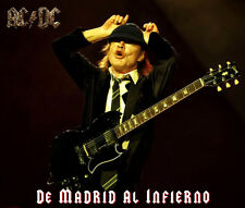 Ac/Dc - MADRID 2015 LIVE 2CD - Limited & Numbered