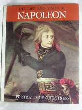 Life and times of Napoleon (Portraits of greatness series), , Very Good Book