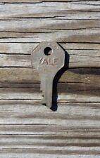 Vintage  Yale HL 6 Key Suitcase Traincase Luggage  Key Yale Key HL 6     HL6 Key
