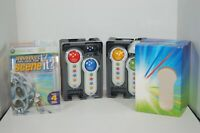 Authentic Microsoft Xbox 360 Scene It Lights, Camera, Action Set (4 Controllers)