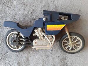 Moto Poupée Big Jim Mattel Vintage C-3 no Super Gi Joe Doll no MOTU M.A.S.K