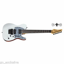 Schecter Wes Hauch PT-7 FR Satin White SWHT Electric Guitar NEW