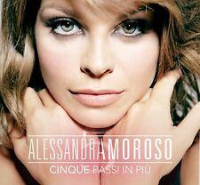 Alessandra Amoroso - Cinque Passi In Piu' ( 2 CD - Compilation )
