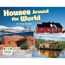 Casas de todo el mundo (participar Alfabetización: participar alfabetización Turquesa-extensión