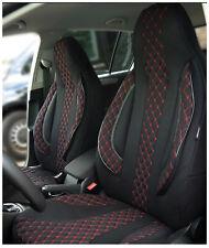 Maß Sitzbezüge Suzuki Swift MZ/EZ Fahrer & Beifahrer ab 2005 - 2010 FB:PL402