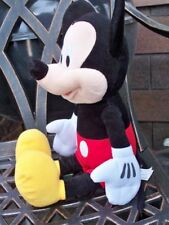 New listing Disney Licensed Mickey Mouse 16.5 inch Classic Sitting Stuffed Animal Plush Toy