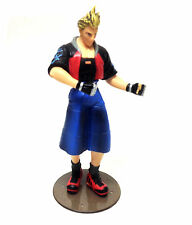 "Vintage 1999 Bandai Final Fantasy Video Game Toy Zell Dincht 5"" action figure"