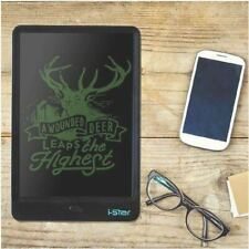 """10"""" LCD Tablet Portable Writing Pad E-writer Graphic (2 Pack)"""