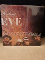 "Marxman All About Eve Vinyl 12"" US Import Single Mint Sealed Copy A&M 1993"