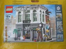LEGO 10251 Creator Expert Brick Bank - New & Sealed