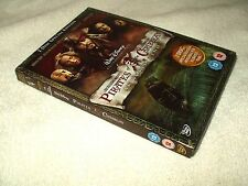 DVD Movie Disney Pirates Of The Caribbean: At World's End with card slipcover