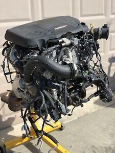3.6L Cadillac ATS-V LF-4 Twin Turbo Motor