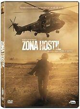 ZONA HOSTIL DVD NUEVO ( SIN ABRIR ) EDICION 2017 CINE BELICO