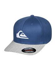 NEW QUIKSILVER™  Mens Mountain And Wave Flexfit� Cap Hat Headwear