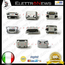 Connettore ricarica Plug in Micro usb Huawei Honor G Play Mini huawei g620s c.8