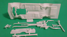 1967 GTO Pontiac 1/25 frame chassis axle rear end exhaust firewall model car lot
