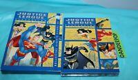 Justice League of America - Season 2 (DVD, 2006, 4-Disc Set)