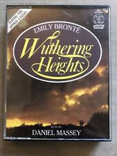 Wuthering Heights - Audio Cassette Read By Daniel Massey