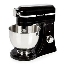 Morphy Richards 400008 800W Premium Diecast Black Stand Mixer