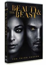 Dvd BEAUTY AND THE BEAST - Stagione 3 (3 Dischi) (2015).....NUOVO