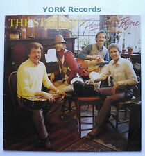 STATLERS - Pardners In Rhyme - Excellent Condition LP Record Mercury 824 420-1