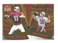 1997 Revolution Proteges #1 Jake Plummer/Kent Graham Arizona Cardinals