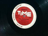 "12"" MIX JINNY FEEL THE RHYTHM USURA RMX TIME LABEL"