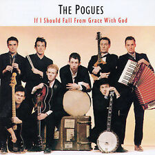The Pogues : If I Should Fall from Grace With God CD (1994) - NEW