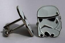 Star Wars Stormtrooper Quality Enamel Cufflinks