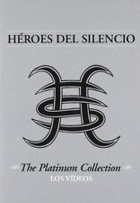 HEROES DEL SILENCIO: THE PLATINUM COLLECTION - LOS VIDEOS NEW REGION 2 DVD