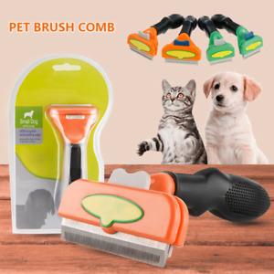 Furminator Deshedding Grooming Tool Cats Dogs Pet Brush Rake Comb Genuine Items