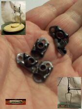 M00160 Morezmore 5 Lock-It Nuts for Sculpting Wire Armature Doll T20A