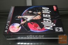 Killer Is Dead Limited Edition (PlayStation 3, PS3 2013) FACTORY SEALED!