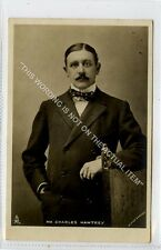 (Ga7722-100) Real Photo of Mr Charles Hawtrey, Theatre Actor c1904 Unused VG