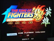 IGS PGM2 the king of fighters 98 Ultimate Match(UM)  arcade game original(Blue)