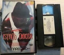 VHS - A NIGHTMARE ON ELM STREET - ISTINTO OMICIDA di A.A.V.V. [PANARECORD]
