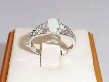Opalite Sterling Silver Fine Rings