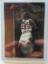 1998-99 BOWMAN'S BEST MICHAEL  JORDAN BEST TECHNIQUES #T2