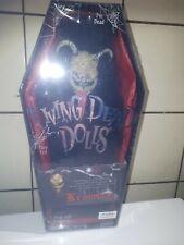 Living dead dolls, black  Krampus, Puppe, Mezco