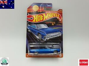 """Hot Wheels Premium New & Vintage Convertibles """"64 Lincoln Continental"""" Free Post"""