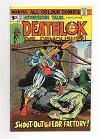 Astonishing Tales Vol 1 No 30 Jun 1975 (VFN) Featuring Deathlok