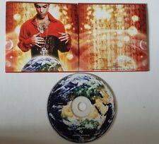 PRINCE -  PLANET EARTH - 10 TRACK STUDIO ALBUM 2007 UK EXCLUSIVE PROMO ISSUE