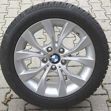 BMW X1 E84 RDC Winterreifen 225/50 R17 94H RUNFLAT V-SPEICHE 318 Dunlop Radsatz