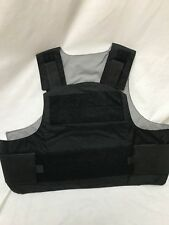 Eagle Industries Black (LVAC) Low Vis BALCS Armor Carrier Small