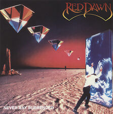 Red Dawn-Never say surrender CD 1993 rainbow David rosenthal
