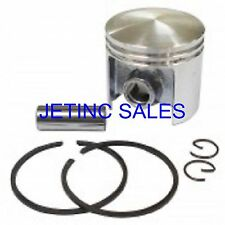 PISTON & RING KIT FITS STIHL 08S TS350 47MM w/GASKETS