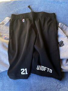 Undefeated Black shorts size M
