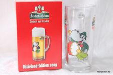 * feldschlösschen cerveza cristal * dixieland-Edition bierhumpen warnog cerveza cristal, nuevo + embalaje original